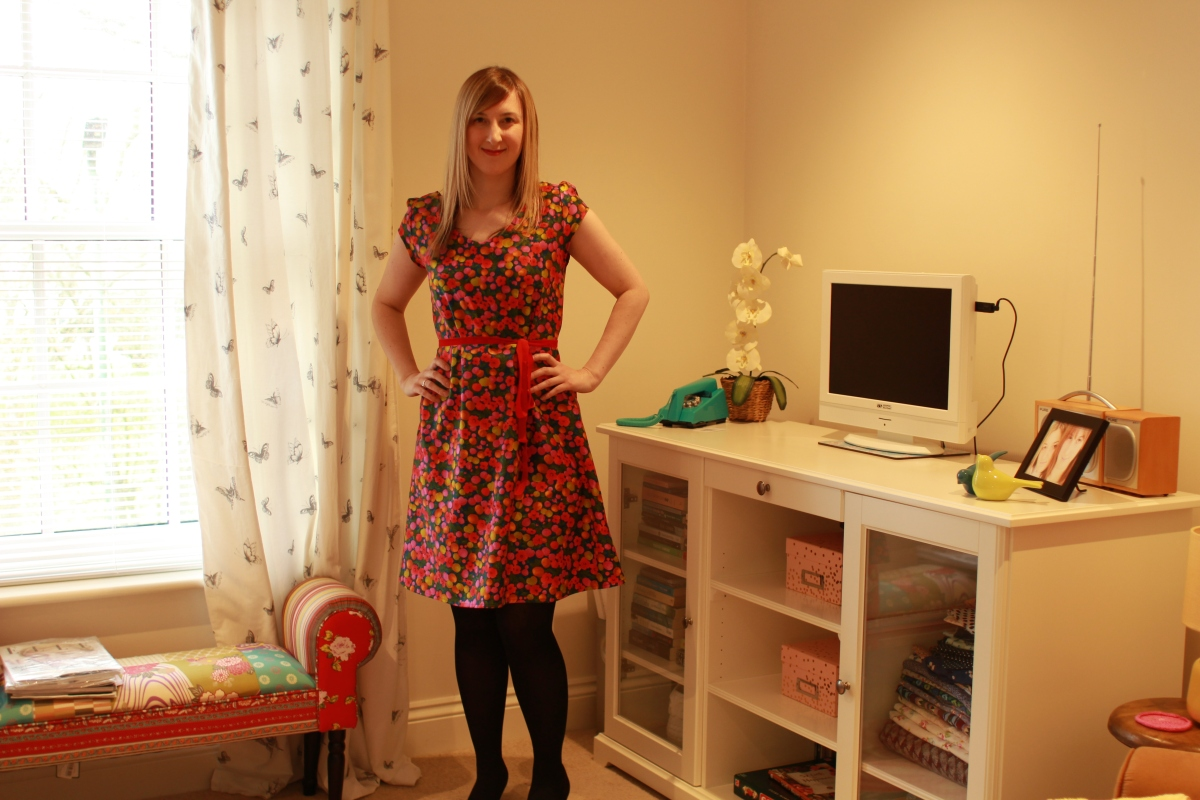 #GBSB tea dress